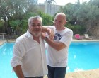 Nicolas Broche et Yves Scorsonelli ©GP