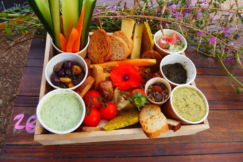 Cagette de légumes © GP