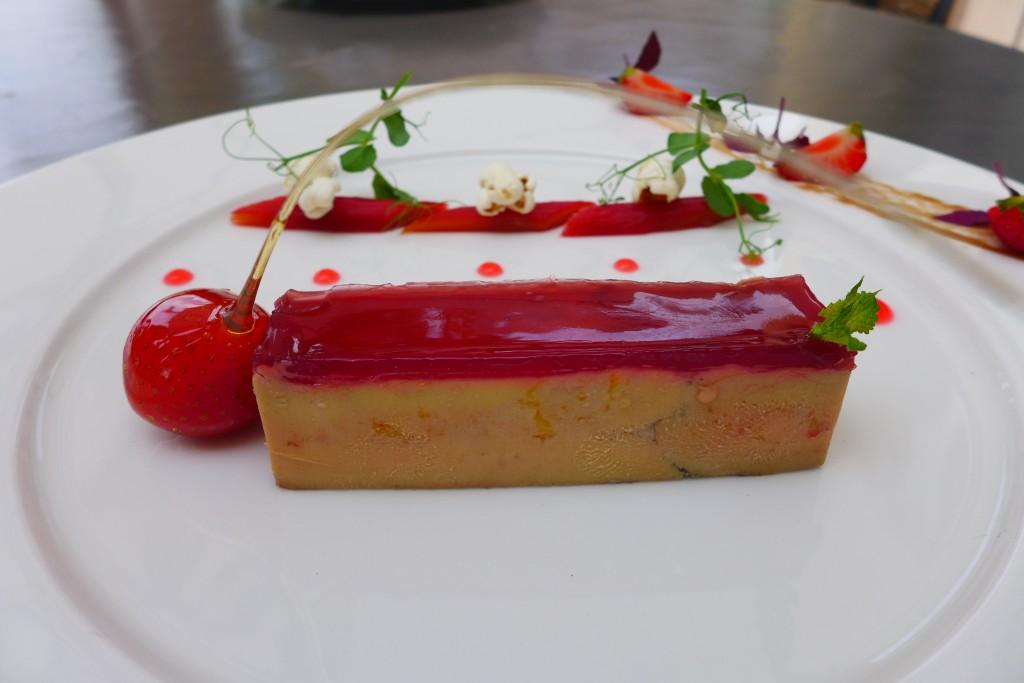 Pressé de foie gras © GP
