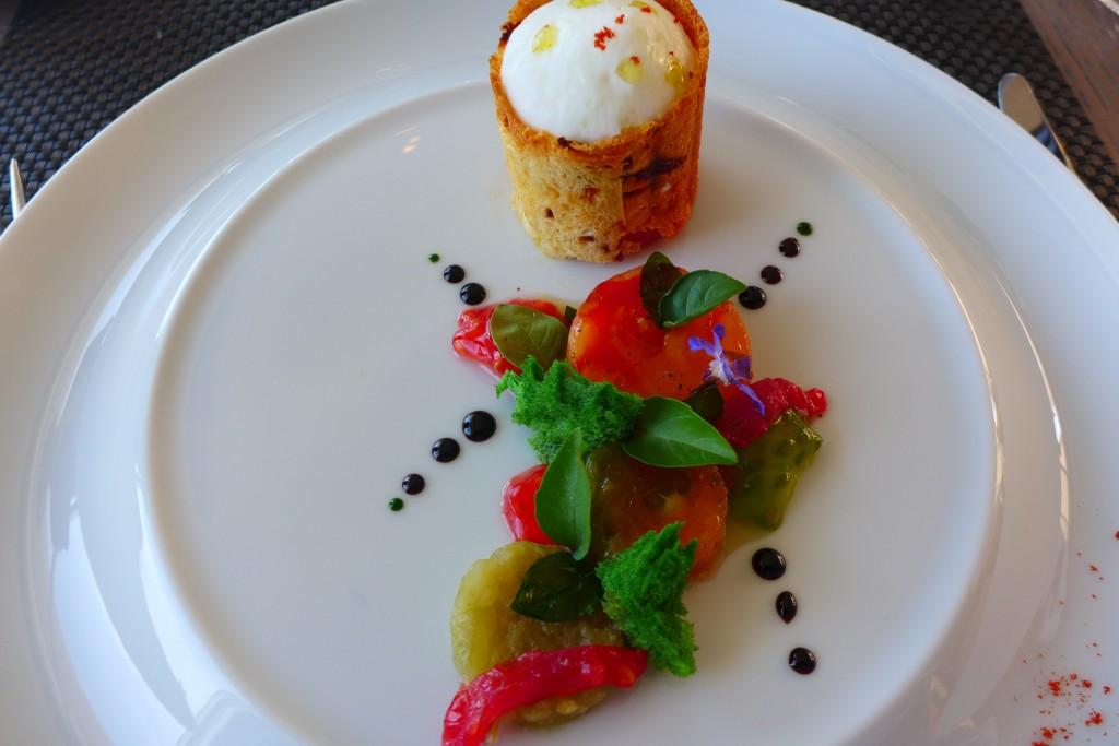 Burrata et tomate ©GP