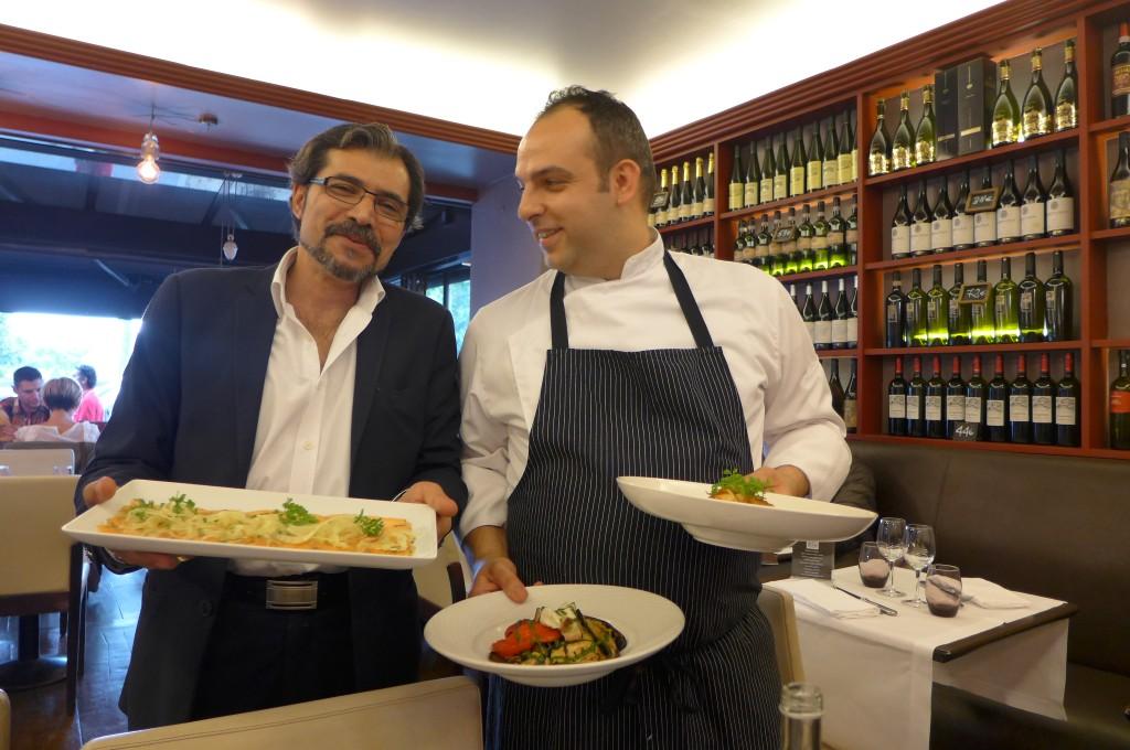 Antonio et Enrico ©GP