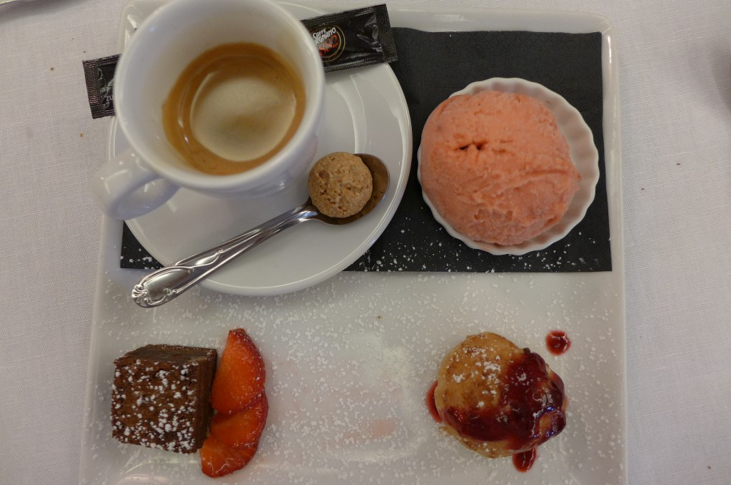 Café gourmand © GP