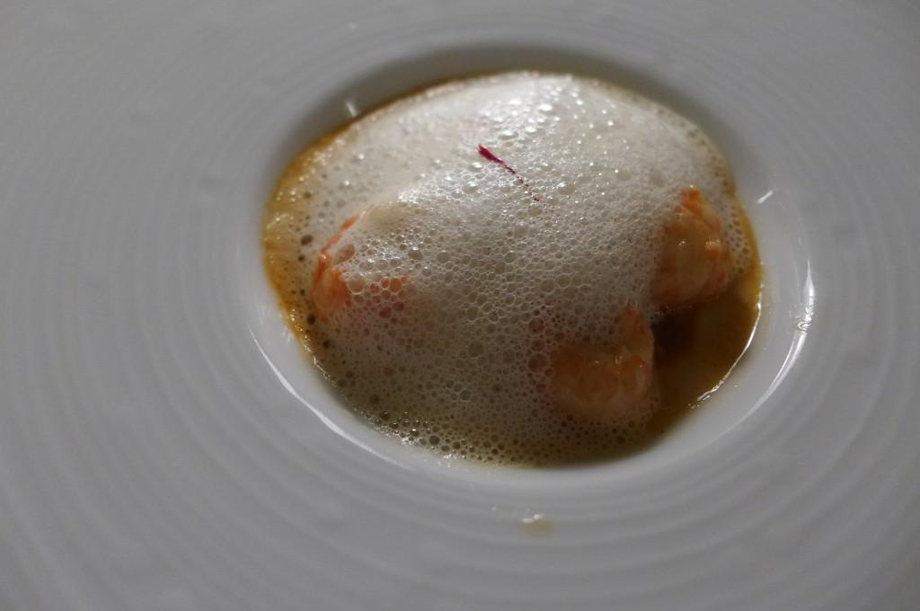 Ecrevisses en royale de foie gras ©GP