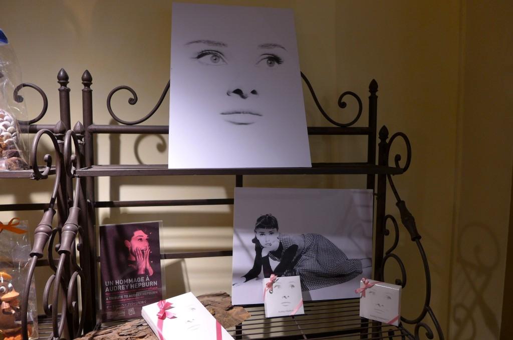 Souvenir d'Audrey Hepburn © GP