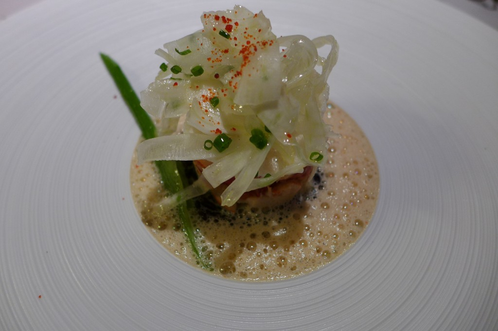 Tian de homard et riz vénéré © GP