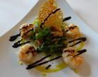 Salade de langoustines © GP