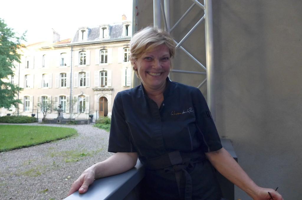 Françoise Mutel © GP