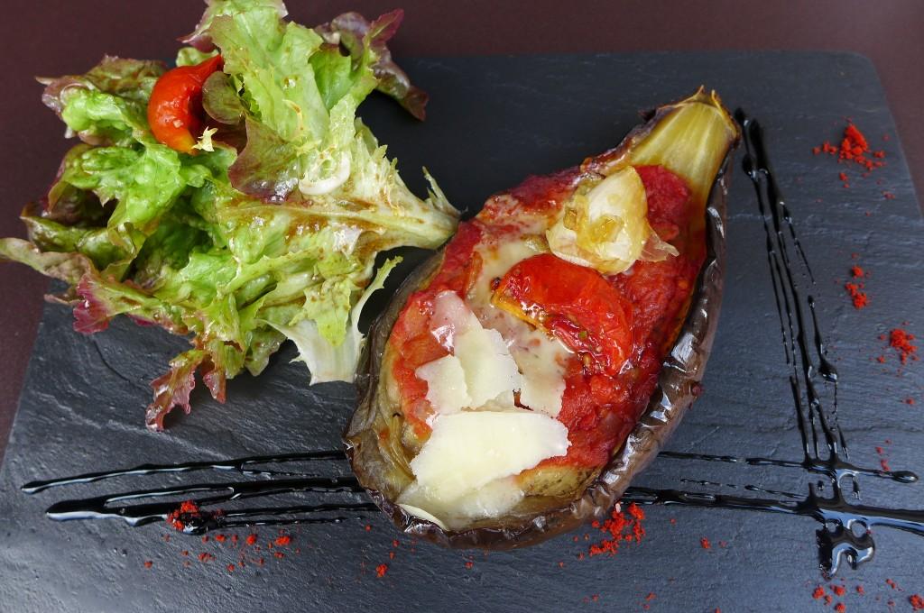 Pissaladière aux aubergines ©GP