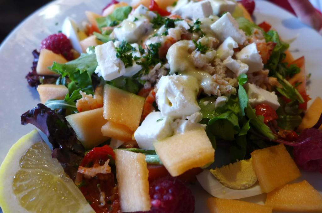 Salade estival © GP