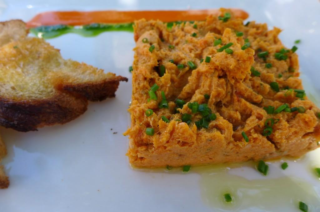 Rillettes de thon au piment d'Espelette © GP