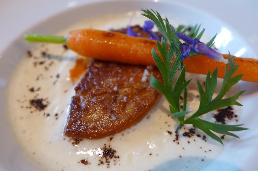 Foie gras chaud © GP