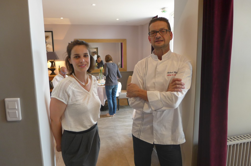 Angèle et Richard Rocle © GP