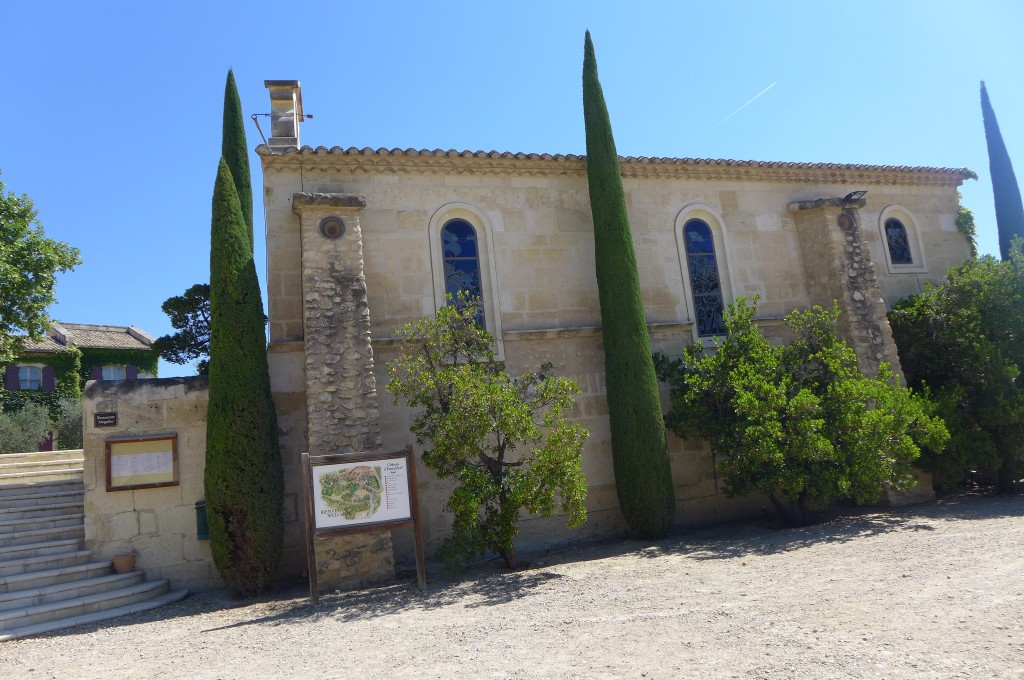 Eglise du château © GP