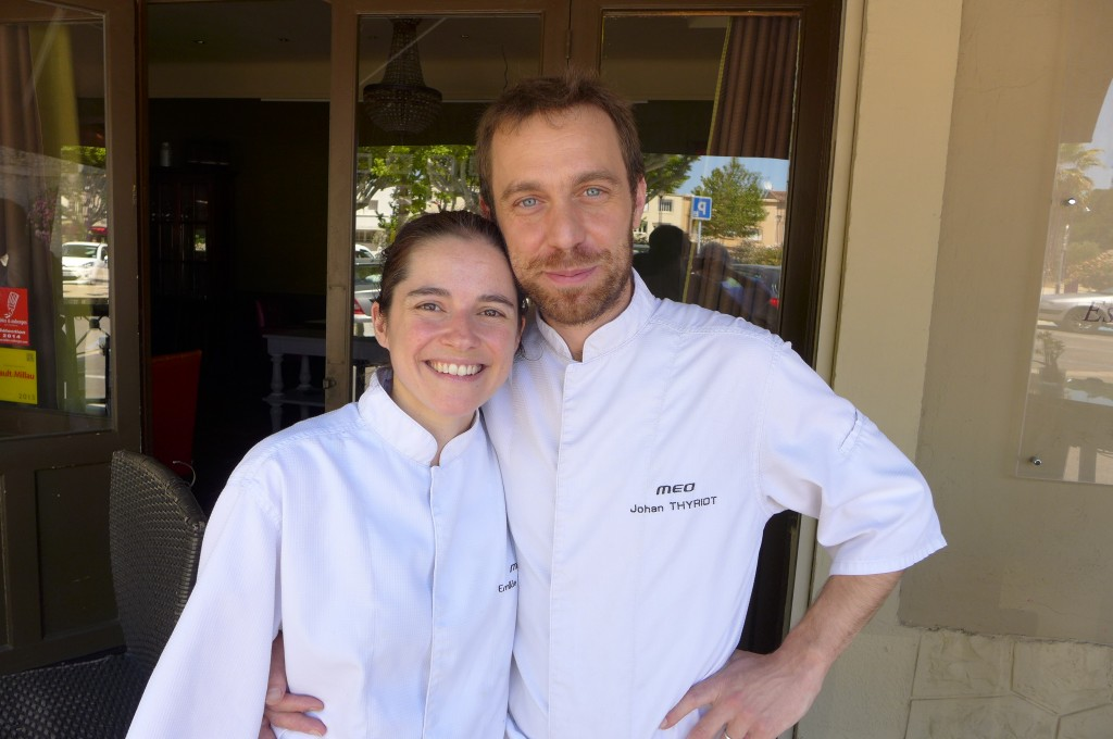 Emilie et Johan Thyriot © GP