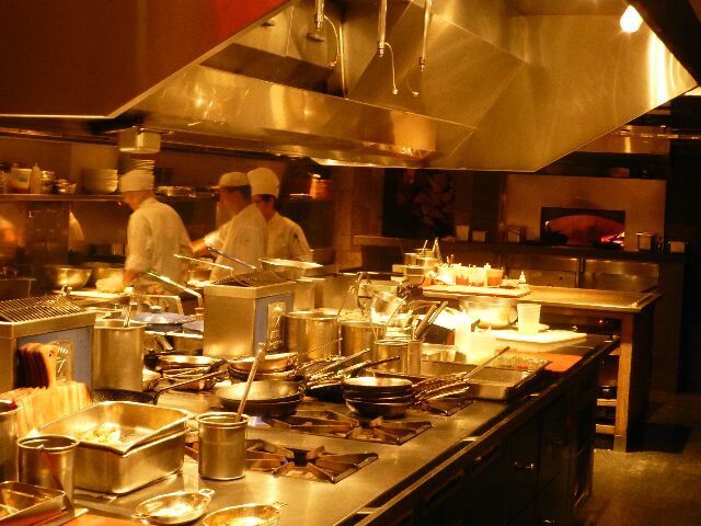 Ambiance cuisine © DC
