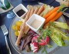 Anchoïade de légumes © AA