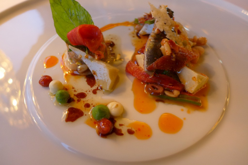 Tartare de sardine © GP