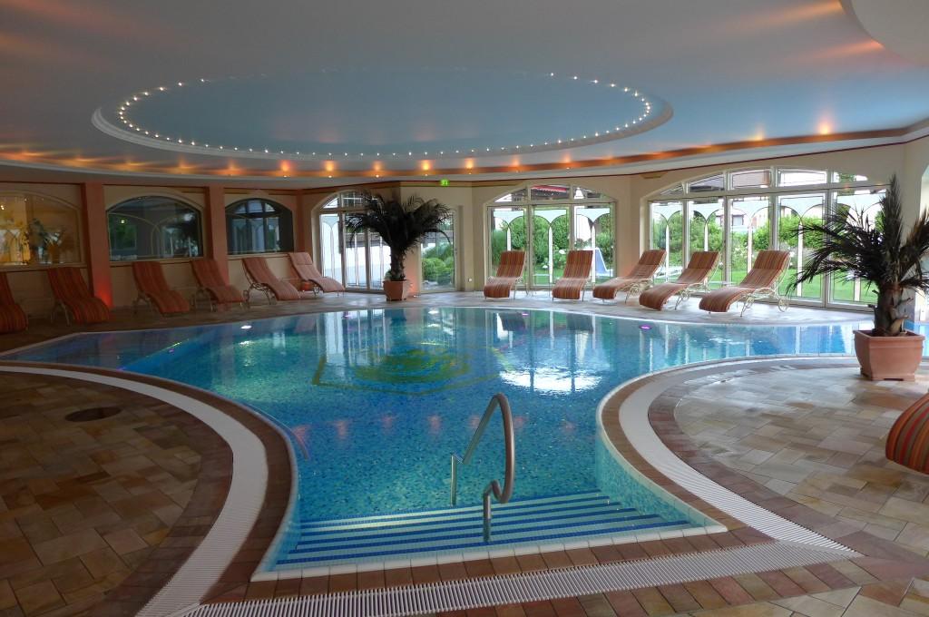 L'une des piscines © GP