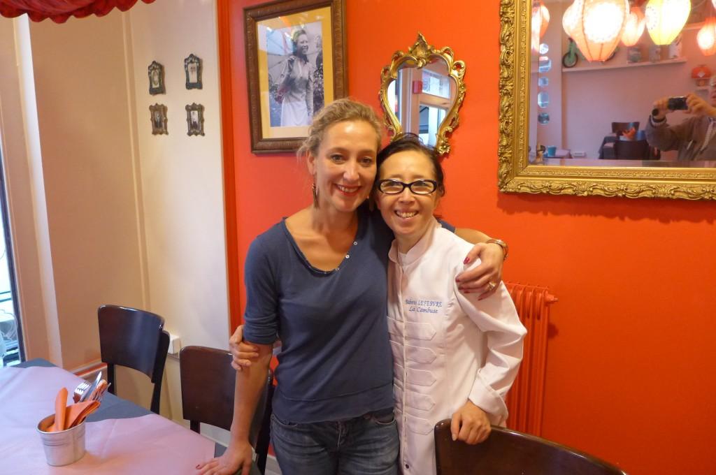 Marylin et Babette Lefebvre © GP