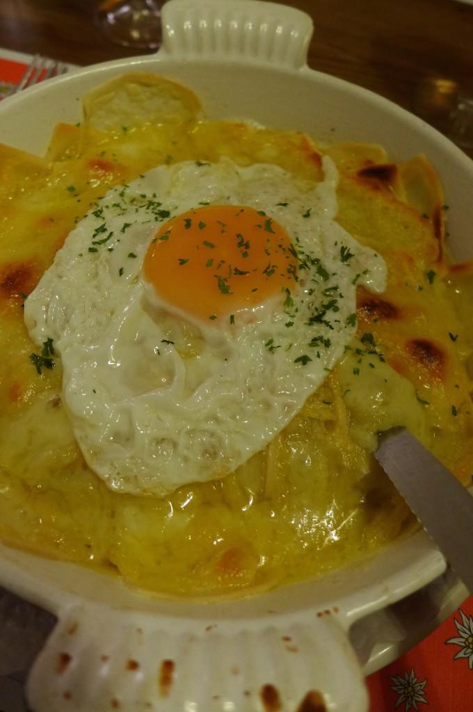 Croûte au fromage ©GP