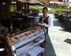 Chariot de desserts © GP