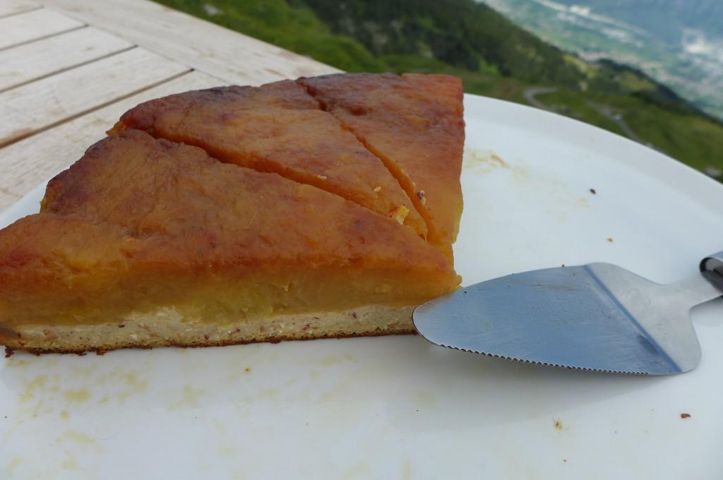 La tarte Tatin © GP