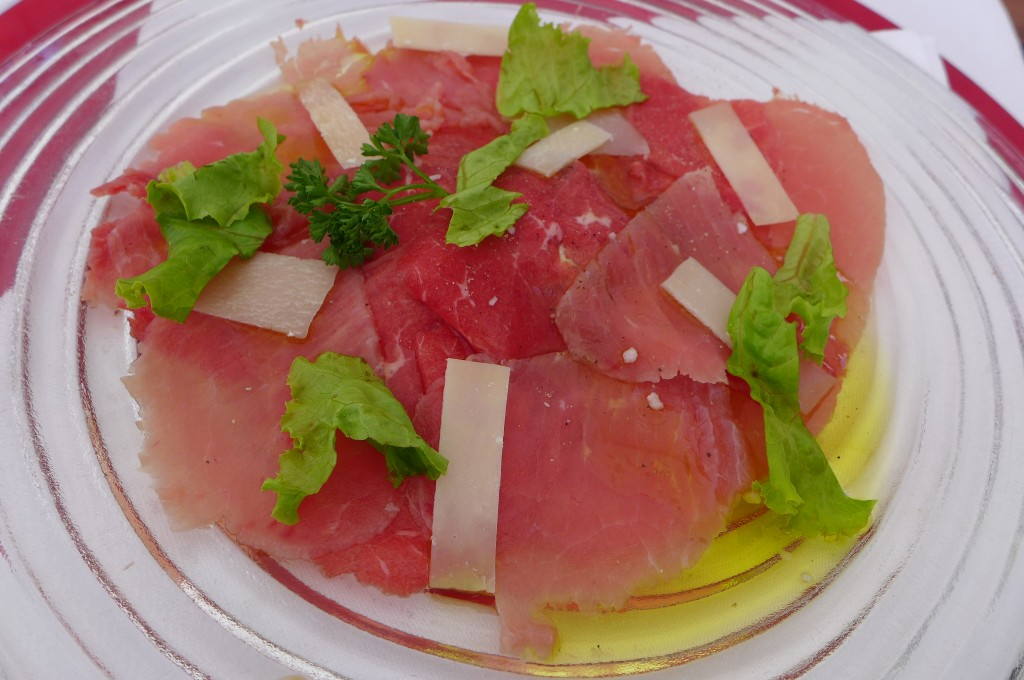 Carpaccio © GP