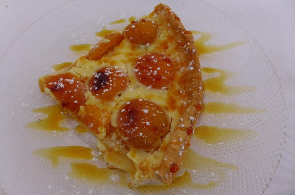 Tarte à l'abricot ©GP
