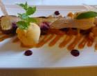 Clafoutis aux amandes et framboises © GP