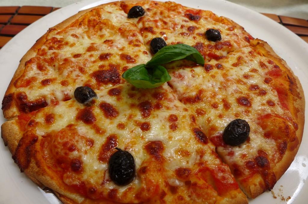 Pizza Margherita ©GP