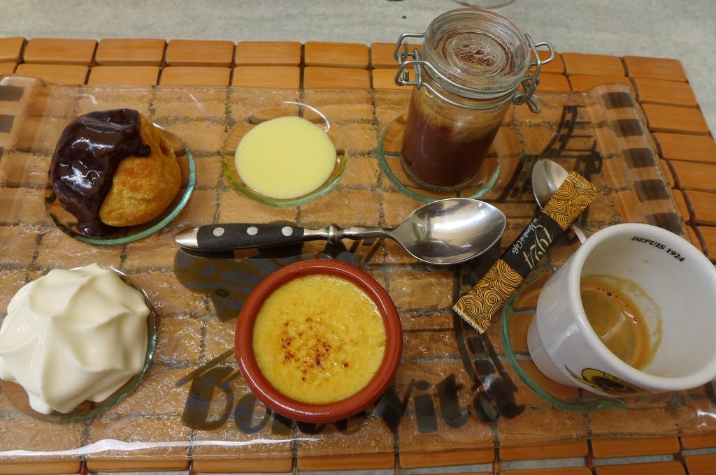 Café gourmand © GP