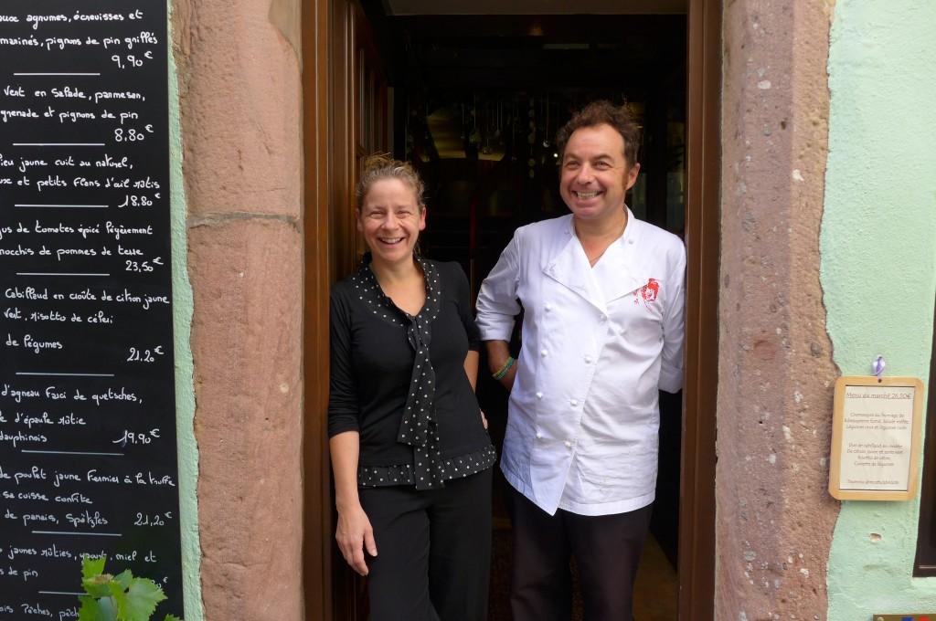 Sophie et Francis Becker © GP