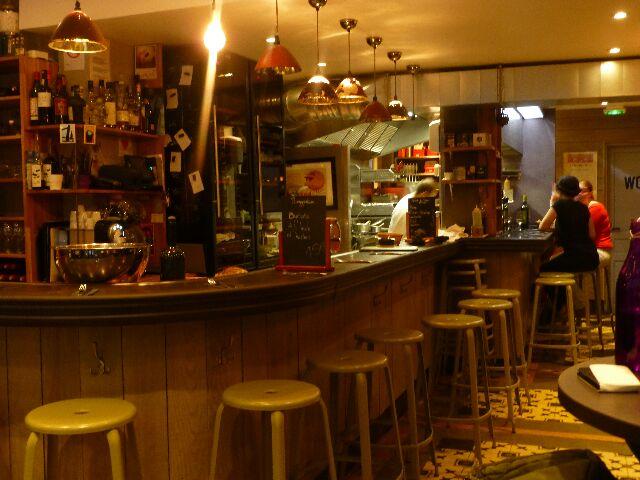 La Baleine Restaurant Paris La Fourchette