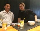 Yuma Shigenaga et Yoshitaka Ikeda ©CP