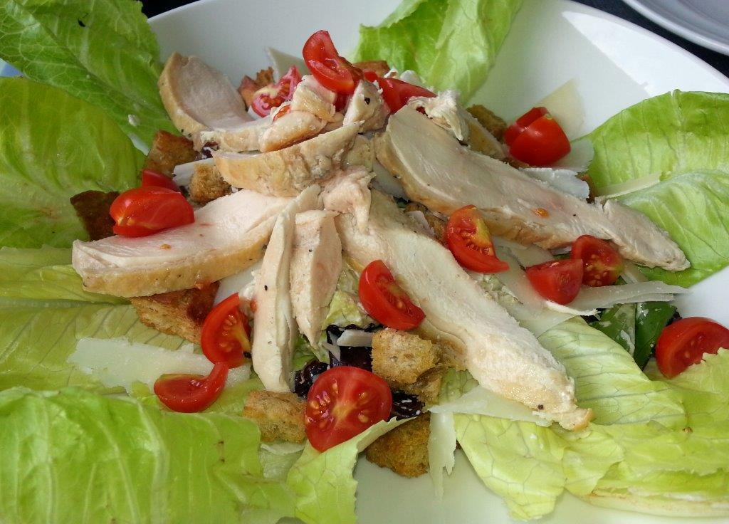Salade Cesar © AA