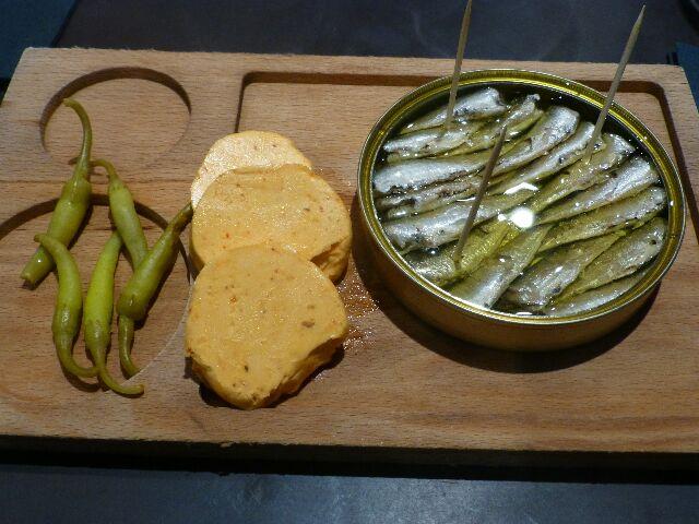 Sardinettes espagnoles ©DC