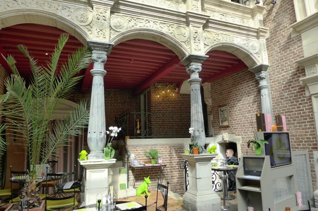 Le Compostelle  Restaurant Lille
