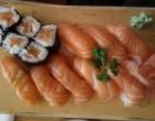 Sushi saumon ©MP