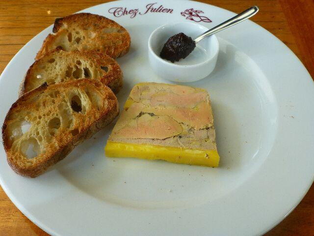 Foie gras de canard  ©DC