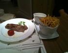 Filet de boeuf Hereford, frites © AN