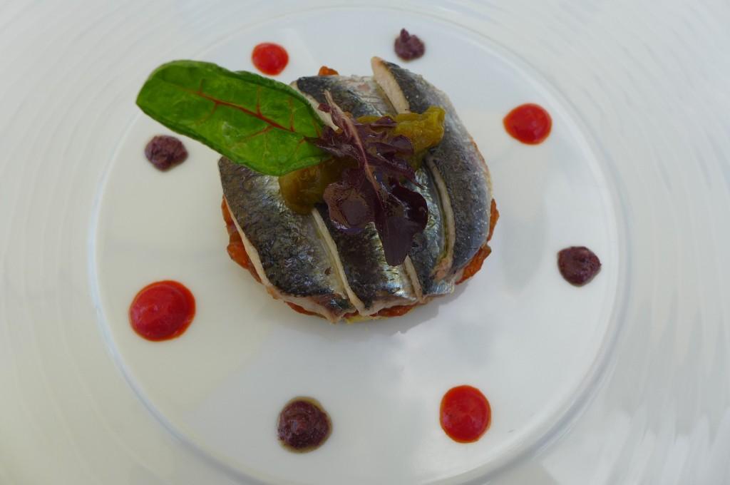 Tartelette de sardine © GP
