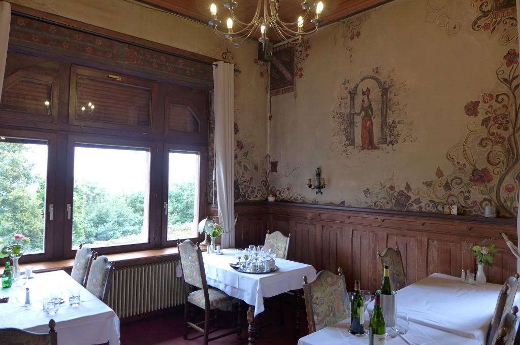 La salle à manger © GP
