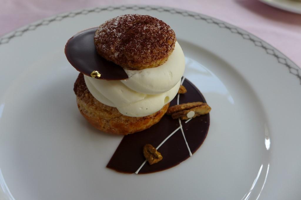 Chou à la vanille © GP