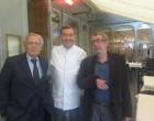 Paris 2e: Drouant fête les 100 ans de l'Académie Goncourt