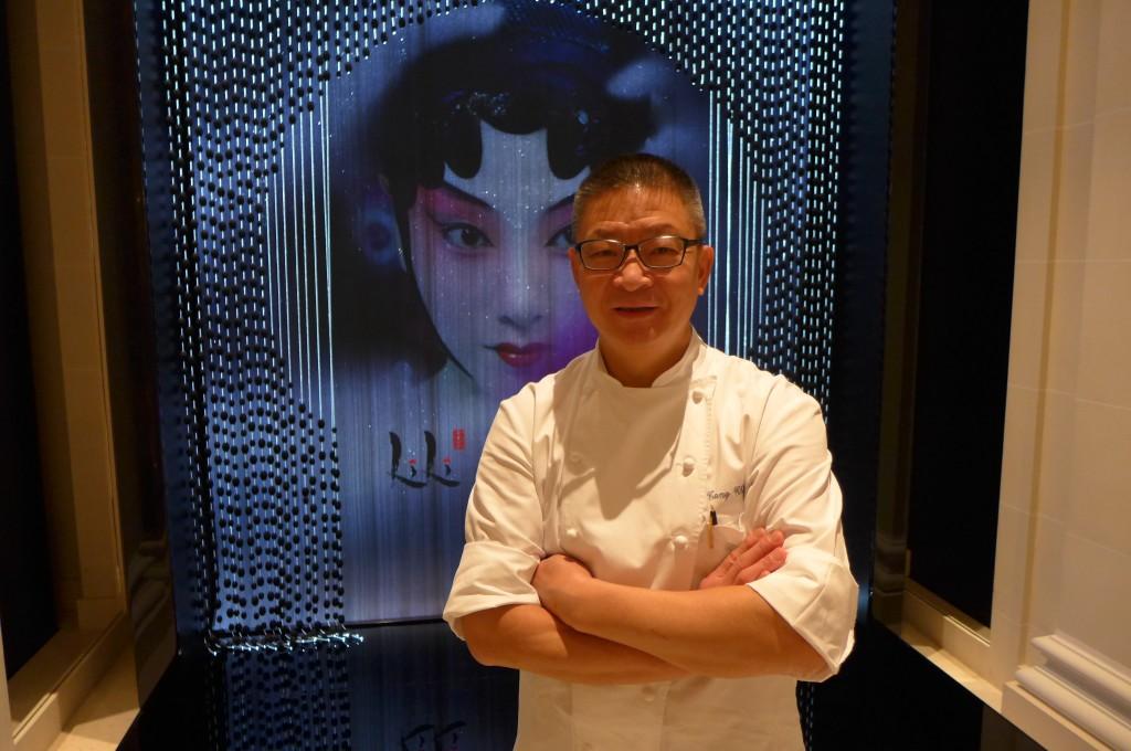 Le chef Tang Chi Keun © GP