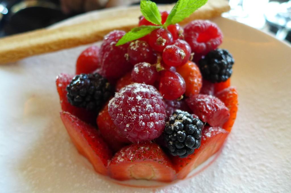 Fruits rouges © GP