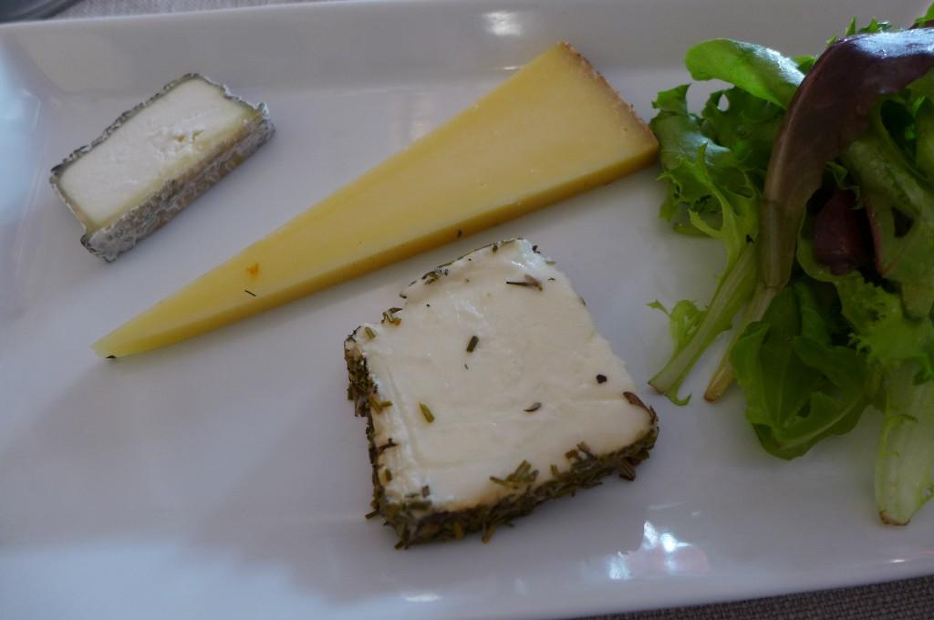 Assiette de fromages  © GP