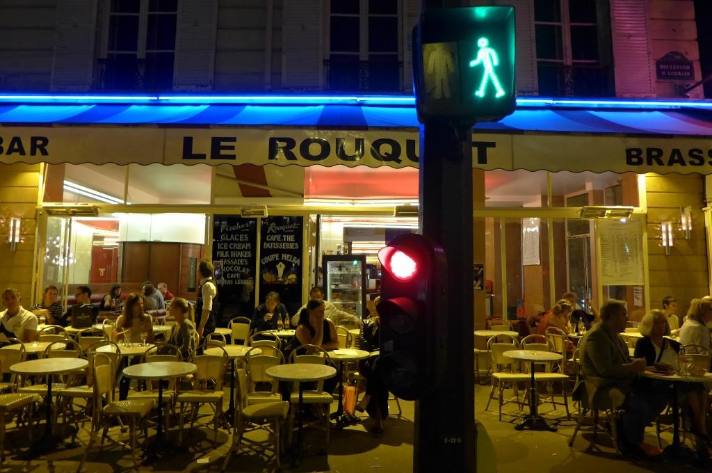 Restaurant Rue St Jacques Paris