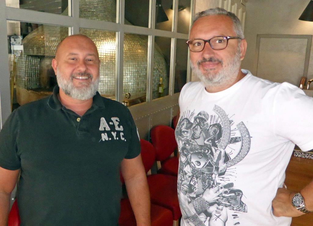 Patrick et Christophe ©AA