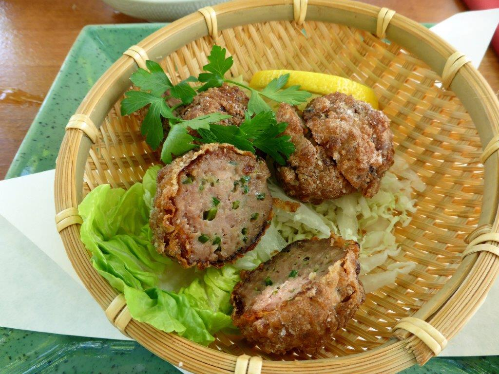 Boulettes de thon gras ©AA